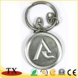 Le logo du client trousseau de métal