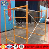 Steiger van de Pijp van het Frame van de Ladder van Japan de Norm Gebruikte