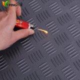 Étage de verrouillage rustique de vinyle de planches de PVC de cliquetis d'automne UV d'enduit