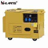 5000ワットの無声ディーゼル発電機セット(DG6500SE)