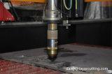 Cnc-Plasma-Ausschnitt-Maschinen-ökonomischer Tisch-Typ mit Hypertherm Plasma-QuellPanasonic Wechselstrom-Servomotor 38 Kilogramm-Spur