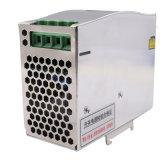 bloc d'alimentation de commutation de longeron de 75W 12VDC6.25A DIN avec du ce RoHS