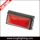 12V 24V Blanc Orange LED rouge de feux de gabarit du chariot