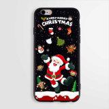 Cassa del telefono delle cellule del regalo TPU della Santa classica per il iPhone 8