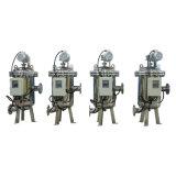 Filtros automáticamente autolimpiadores del cepillo para el agua industrial