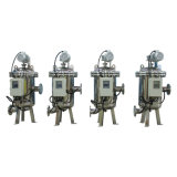Escova Autolimpante automaticamente os Filtros de Água Industrial