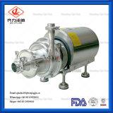 Aço inoxidável auto água sanitária bomba cerveja AISI304/AISI316L