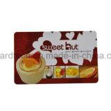 Cmyk Offsetdrucken-metallische Mitgliedschaft VIP-Karten-Drucker-magnetischer Streifen Belüftung-Plastikkarte