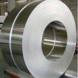 Il getto ha rotolato la bobina di alluminio