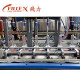 Volle automatische 6 Kammer-Flaschen-durchbrennenmaschine, die Plastikflasche herstellt