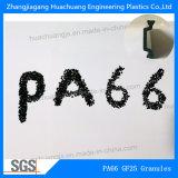 PA66 GF25のプラスチック微粒
