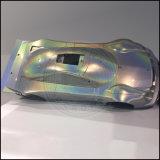 虹ミラーの粉レーザー銀製車のペンキのホログラフィッククロム顔料