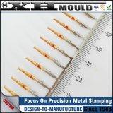OEM Custom Precision Progressive Metal estampado para ambas partes del molde y