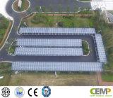 Applicazione verde certa della produzione di energia del comitato solare policristallino 305W