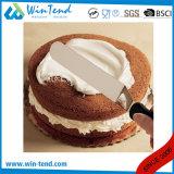 Paletta calda della torta di cottura dell'acciaio inossidabile della cucina del Manufactory di vendita con la maniglia di plastica