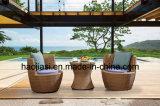 Patio extérieur / jardin //& en rotin Table aluminium1238SH et