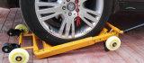 carro hidráulico Gato, carro móvil de la rueda de coche 3t del vehículo para la venta
