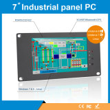 7 PC врезанный дюймами для промышленного управления