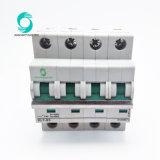 De Minigelijkstroom MCB Stroomonderbreker van het zonnestelsel 250VDC 500VDC 750VDC 1000VDC 1p 2p 3p 4p
