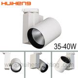 Super Power 3 fio alumínio LED 40 W COB Via Light