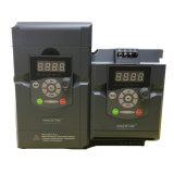 Inversor respetuoso del medio ambiente VFD de la frecuencia la monofásico 0.4kw 1.5kw de AC-DC-AC 220V