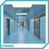 ステンレス鋼の病院のための密閉電算室の引き戸