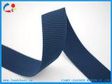De blauwe Singelband van de Polyester voor het Lint van de Broeksband van de Riemen van de Bagage van de Rugzak