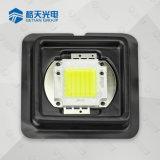 Calle LED lámpara empleada lúmenes altos CCT 5500-6000k White LED de alta potencia 120W