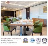 Muebles del restaurante del ocio con la silla/el vector modernos (YB-R-11) del restaurante