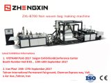 D-besnoeiing Geweven Zak die van de Zak de niet Machine met Nieuwe Technologie zxl-B700 maken