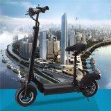 600W de Elektrische Autoped van de Mobiliteit 10inch met 48V/20ah