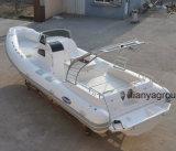 Barca della nervatura di Liya 27FT con l'yacht di velocità della baracca da vendere