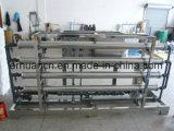 Sistema de la desalación del filtro de agua de la ósmosis reversa del entramado de acero inoxidable