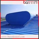 Galvanisiertes vorgestrichenes gewölbtes Stahlblech für Dach