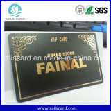 Индивидуальные классические металлические VIP Card Business Card бесплатные образцы