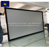 Xyscreen 100-Zoll-16:9 China-örtlich festgelegtes Feld-Projektor-Bildschirm mit UHD Grau-Bildschirm