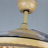 2018 китайском стиле внутренней декоративной потолочный вентилятор с подсветкой
