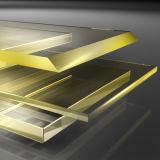鉛Glass/X光線のガラス加鉛ガラス(RG-1)