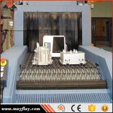Wire Mesh Belt Shot Blasting Machine, Model: Mnd
