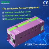 UV 램프 주파수 변환 힘