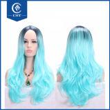 Bboss 40 Polegadas Extensões de cabelos loiros, Cinzento de cabelo humano para