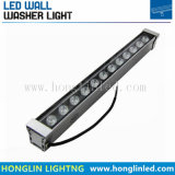 10pcs/Lote 12W proyector LED impermeable brillante LED bañador de pared