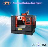 Pièces de mouture de haute précision de la machine de traitement de centre d'usinage CNC