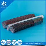 Boyau flexible semi-rigide en aluminium avec les garnitures en laiton pour la chaudière semi
