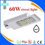 A elevada eficiência 30W-150W luz de rua LED com marcação RoHS