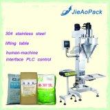 Macchinario di materiale da otturazione semiautomatico di buona qualità per l'imballaggio chimico della polvere (JAS-100/50/30/15)