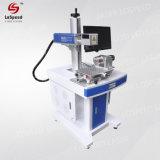 Alto desempenho e estabilidade máquina de marcação a laser de fibra com Metal para venda