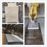 De steen zag Marmeren Tegel/de Plak/Countertop/Kitchentop van het Graniet van de Machine de Scherpe