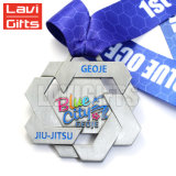Medalha feita sob encomenda da forma do Gobbler da venda da parte superior da amostra livre da promoção