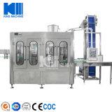 Linea di produzione di riempimento di plastica automatica dell'imballaggio dell'acqua di bottiglia